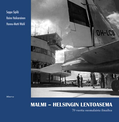 With more than 330 pages and ample illustration, the book will charm everyone interested in aviation and history (and literate in Finnish)!